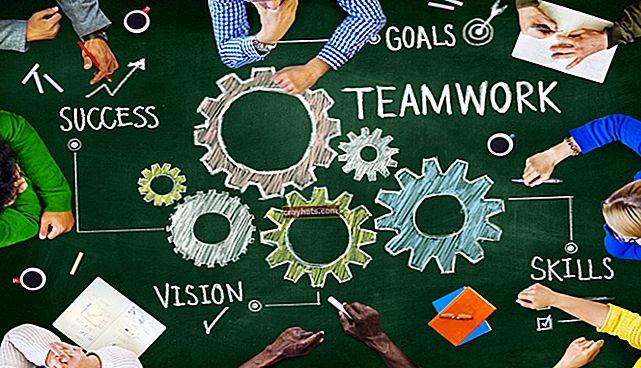 Come costruire una mentalità da lavoro di squadra