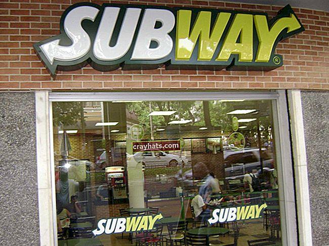 Come gestire un franchising della metropolitana
