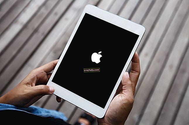 Come riparare il firmware danneggiato dell'iPad