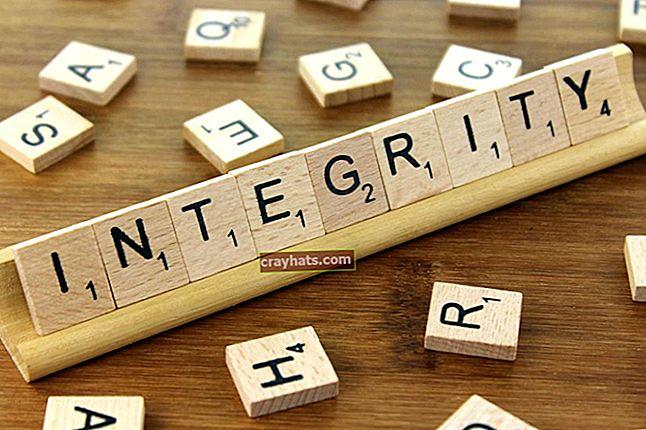 Come migliorare l'integrità sul posto di lavoro