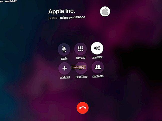 Come effettuare chiamate iPhone tramite un Mac Apple