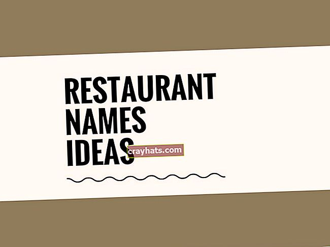 Idee di nome per una società di catering