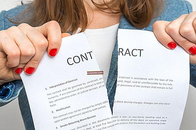 Come risolvere il contratto di un venditore tramite lettera